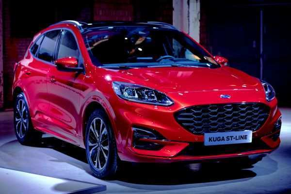 68 New Ford Kuga 2020 Review New Review
