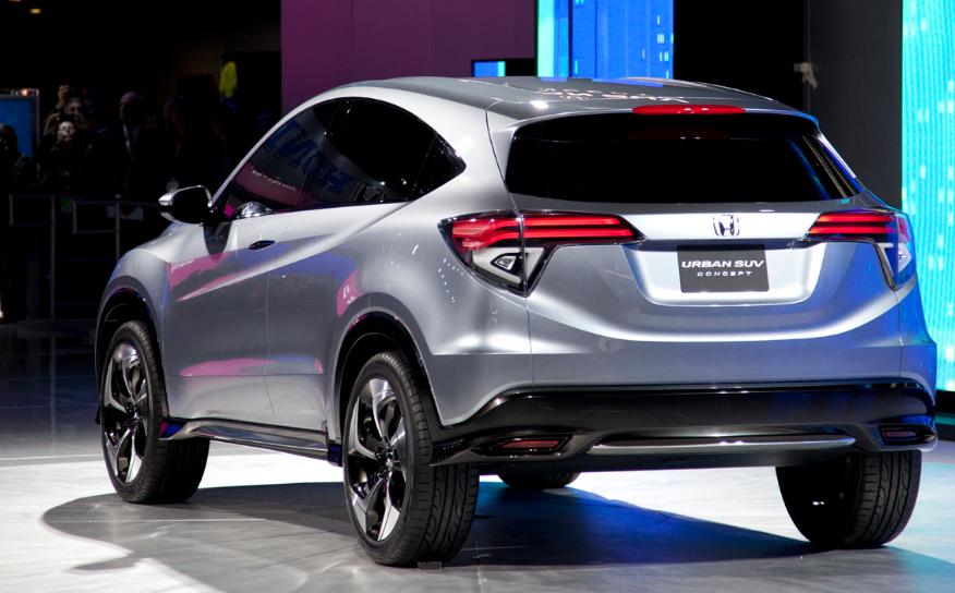 68 New Honda Vezel 2020 Model Redesign And Concept