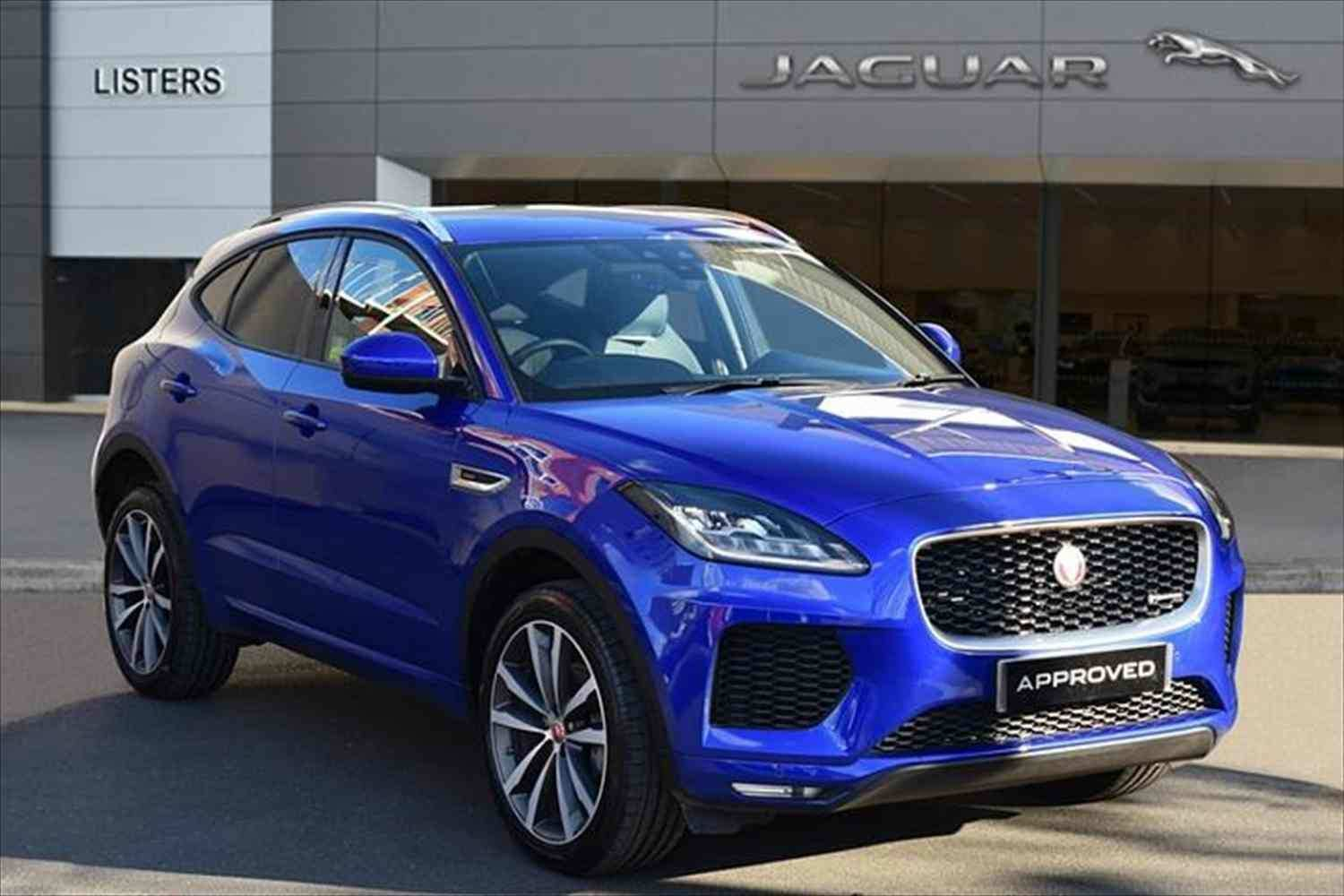 68 New Jaguar E Pace 2020 Interior
