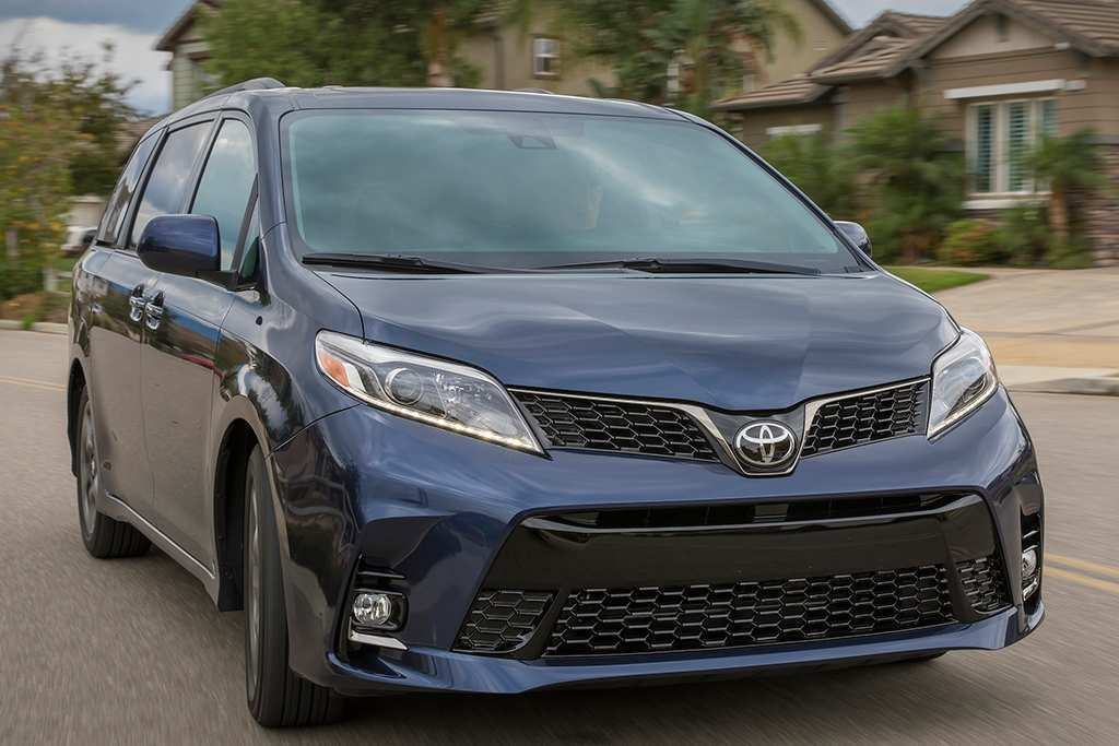 68 New Toyota Odyssey 2019 Exterior And Interior