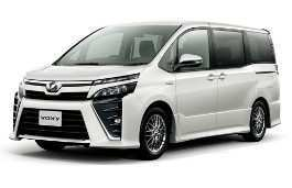 68 New Toyota Voxy 2020 Redesign And Review