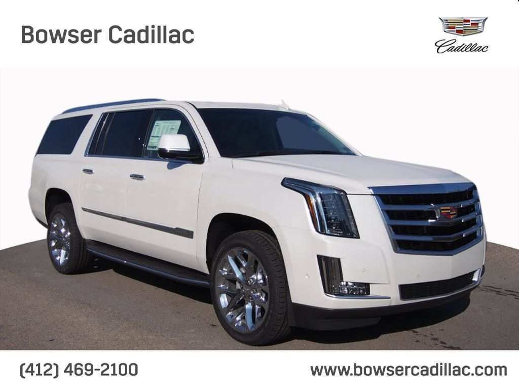 68 The 2019 Cadillac Escalade Luxury Suv Prices
