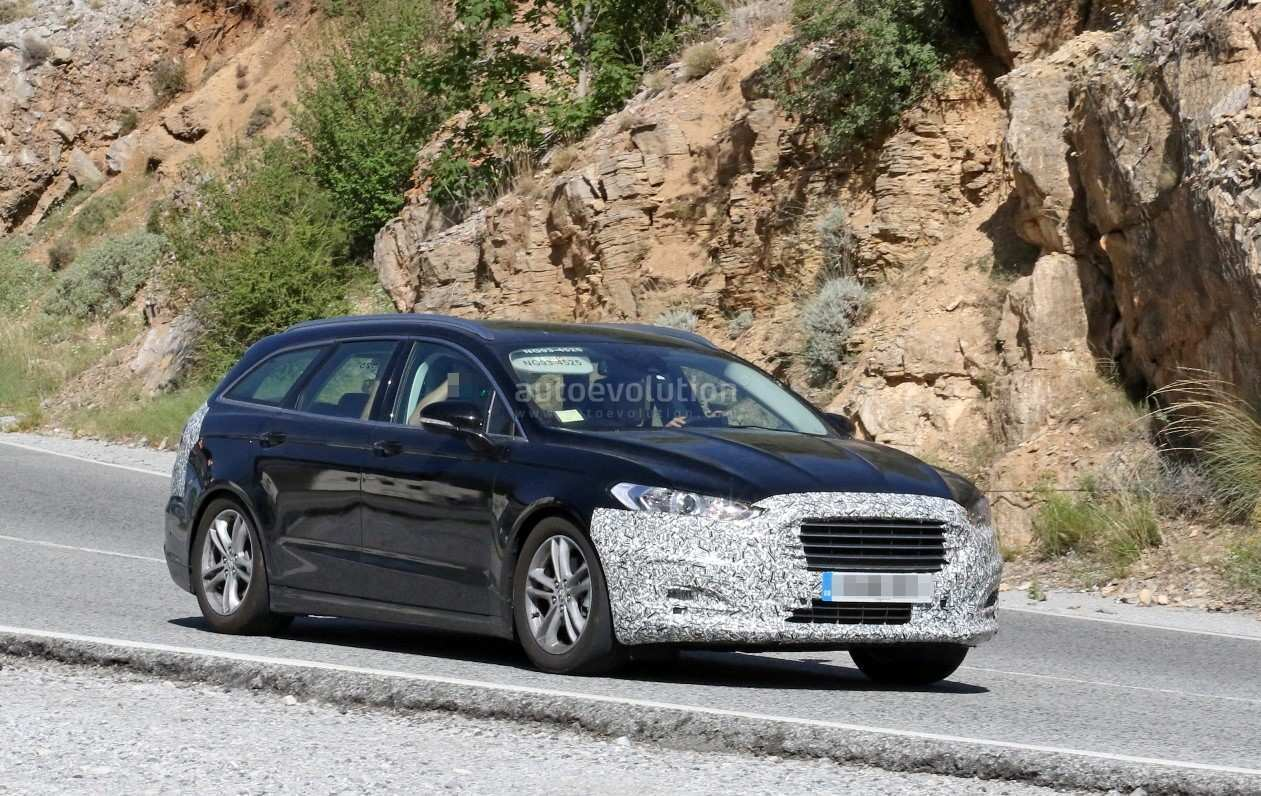 68 The 2019 Ford Mondeo Pictures