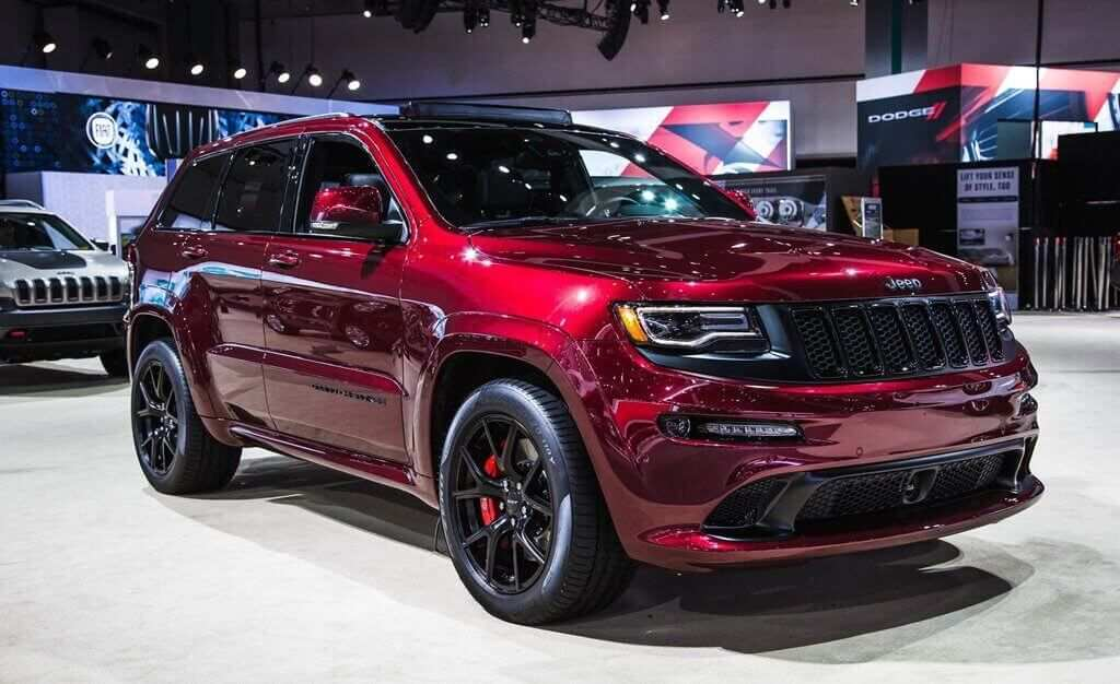 68 The 2019 Grand Cherokee Srt Hellcat Style