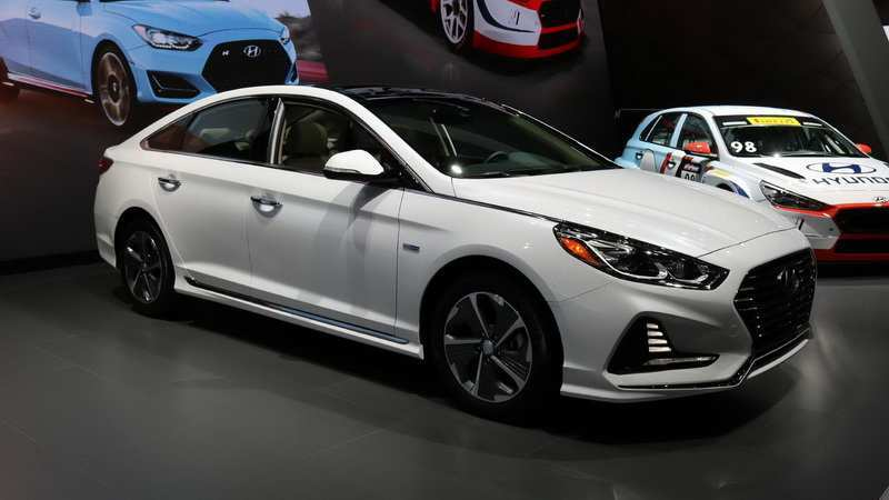 68 The 2019 Hyundai Sonata Hybrid Release Date And Concept