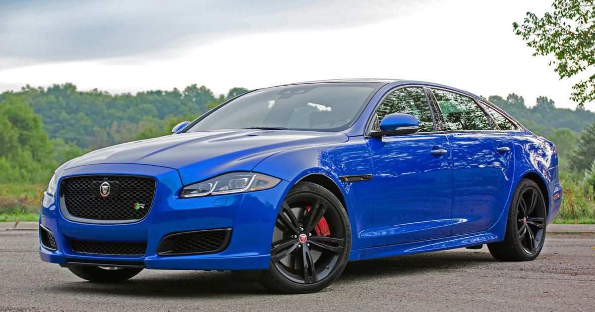 68 The 2019 Jaguar XJ First Drive