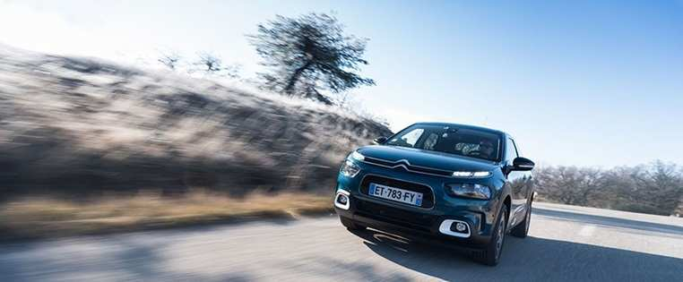 68 The 2019 New Citroen C4 Performance And New Engine