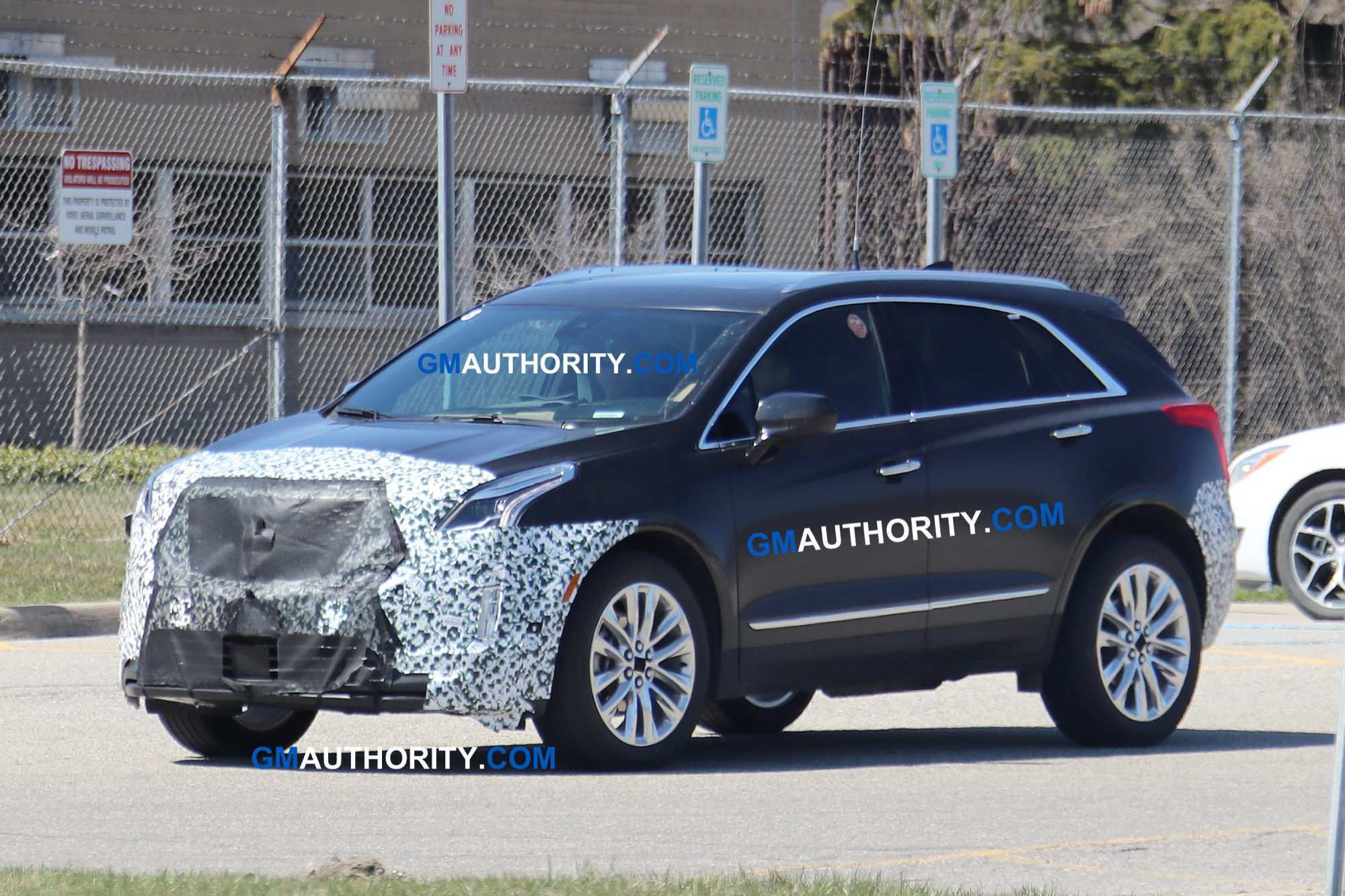 68 The 2019 Spy Shots Cadillac Xt5 Redesign And Review