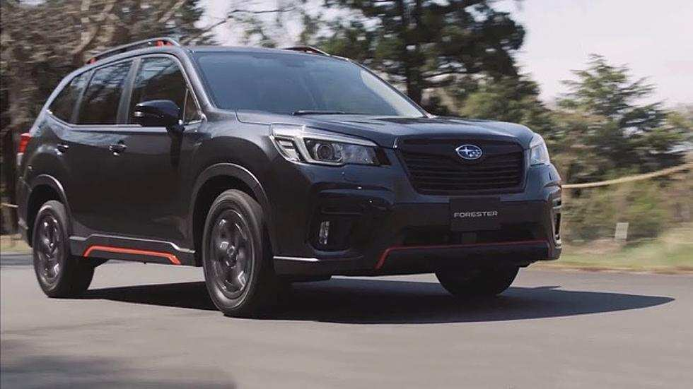 68 The 2019 Subaru Forester Sport Reviews