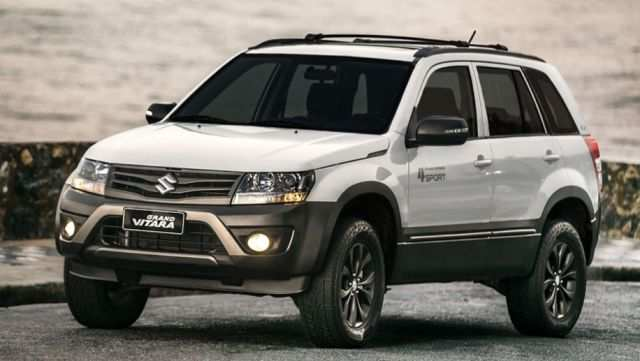 68 The 2019 Suzuki Grand Vitara Pictures
