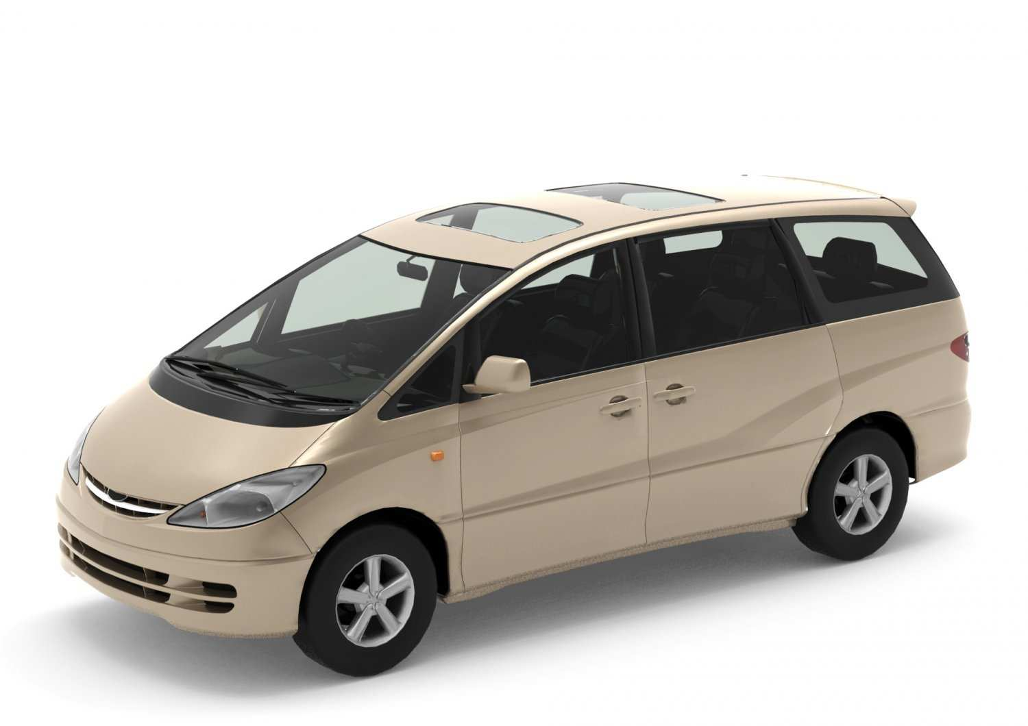 68 The 2019 Toyota Estima New Review