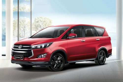 68 The 2019 Toyota Innova Pricing