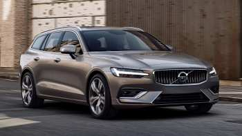 68 The 2019 Volvo V70 Research New