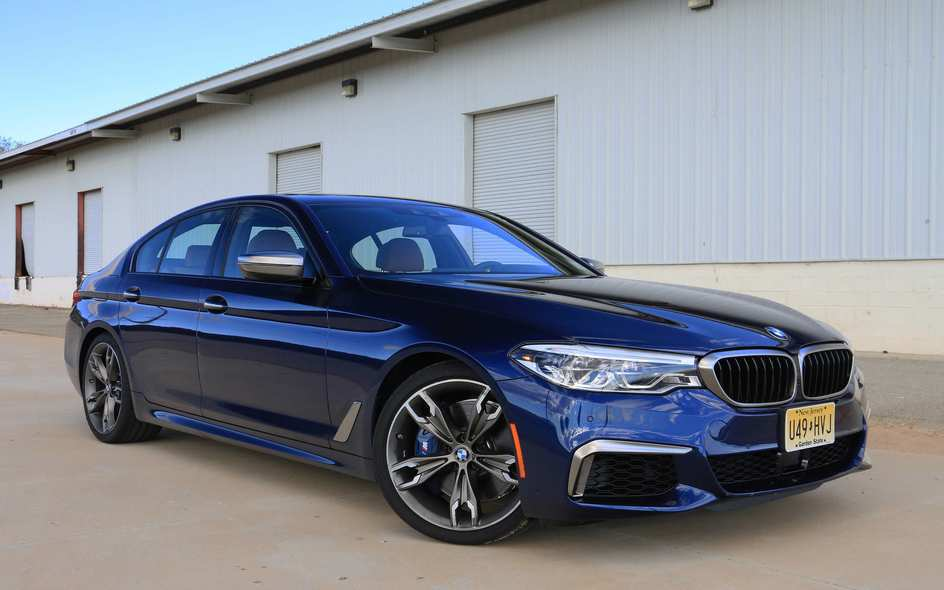 68 The 2020 BMW 550I Configurations