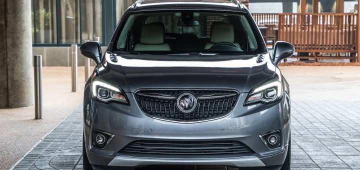 68 The 2020 Buick Envision Review And Release Date