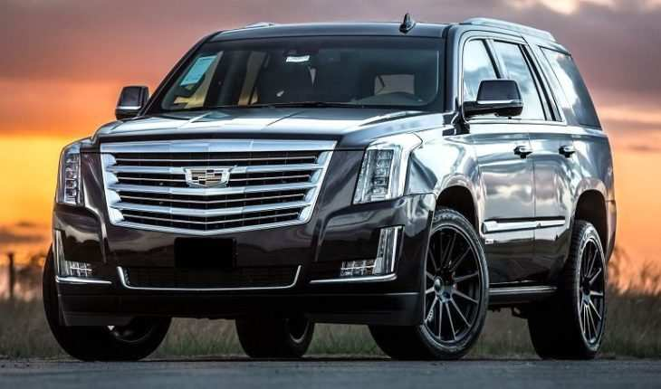 68 The 2020 Cadillac Escalade Exterior And Interior