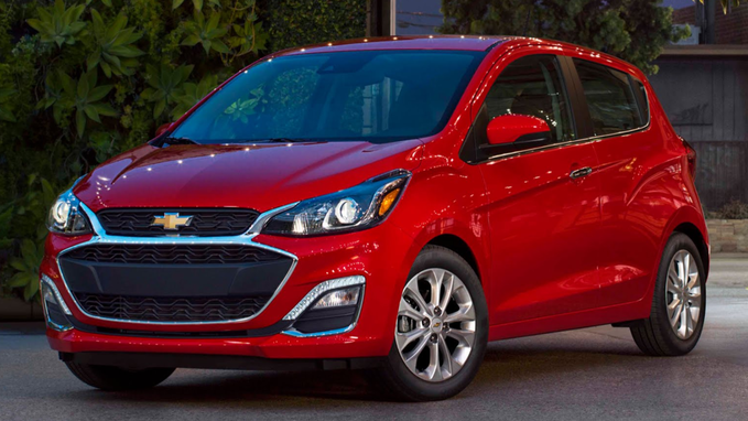 68 The 2020 Chevrolet Spark First Drive