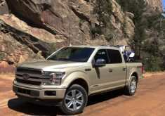 2020 Ford F150 Raptor Mpg