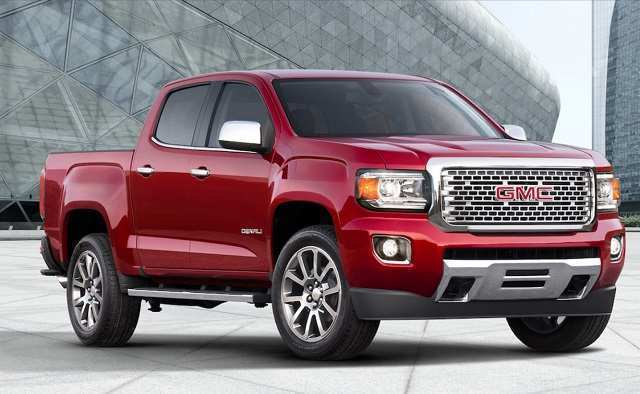 68 The 2020 Gmc Canyon Diesel Release Date And Concept