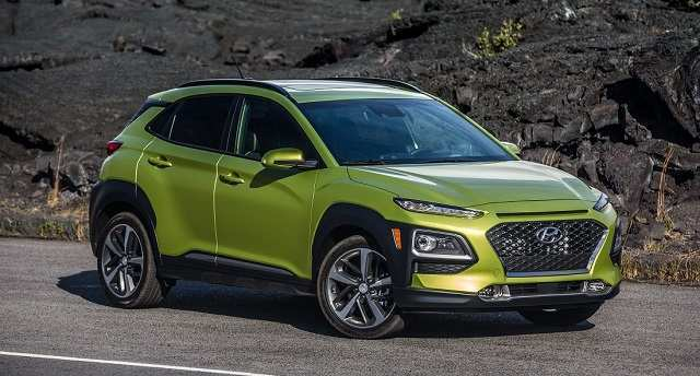 68 The 2020 Hyundai Kona Release Date Ratings