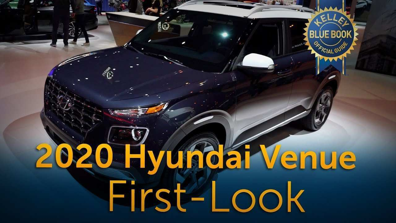 68 The 2020 Hyundai Venue Youtube Model
