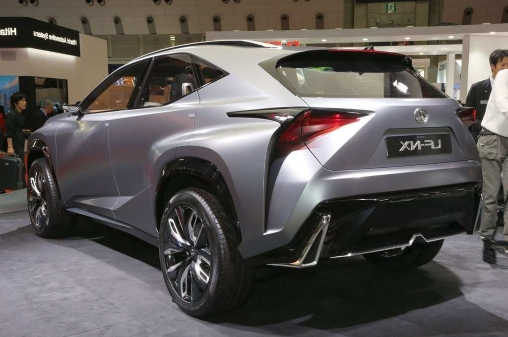 68 The 2020 Lexus Nx Concept And Review