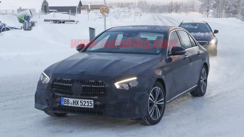 68 The 2020 Mercedes Benz E Class Ratings