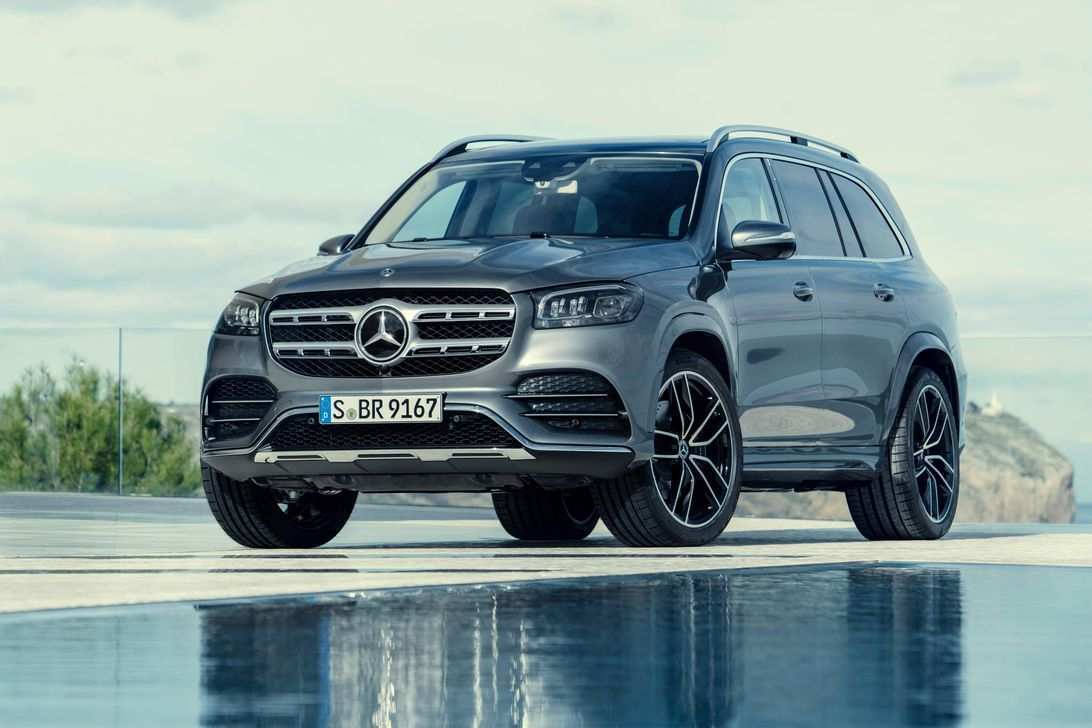 68 The 2020 Mercedes Gl Class Spesification