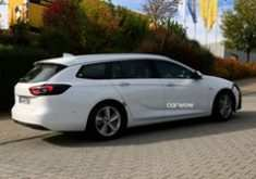2020 New Opel Insignia