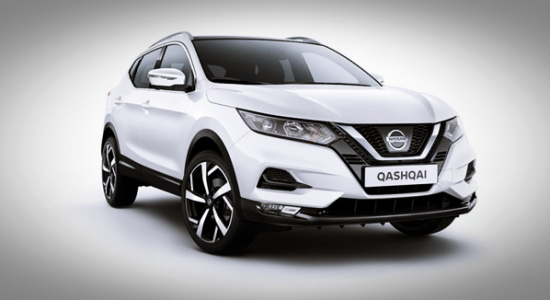 68 The 2020 Nissan Qashqai Style