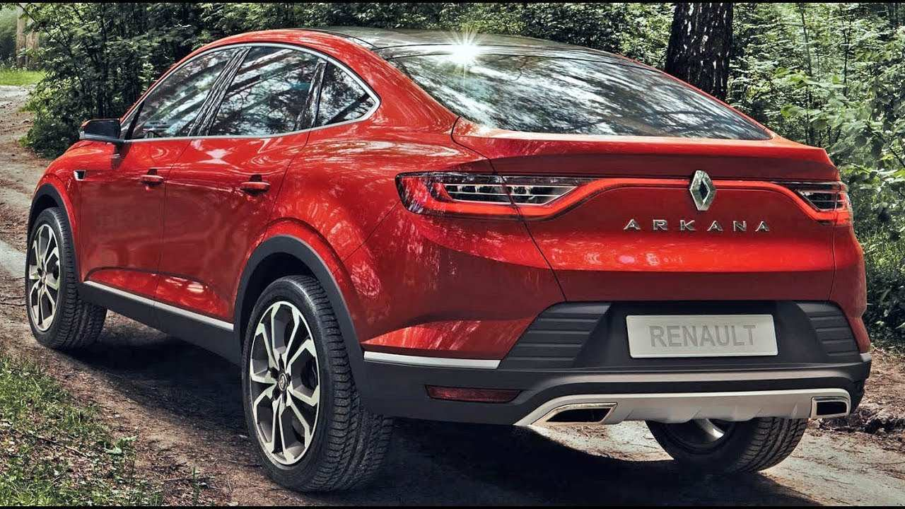 68 The 2020 Renault Megane SUV New Model And Performance