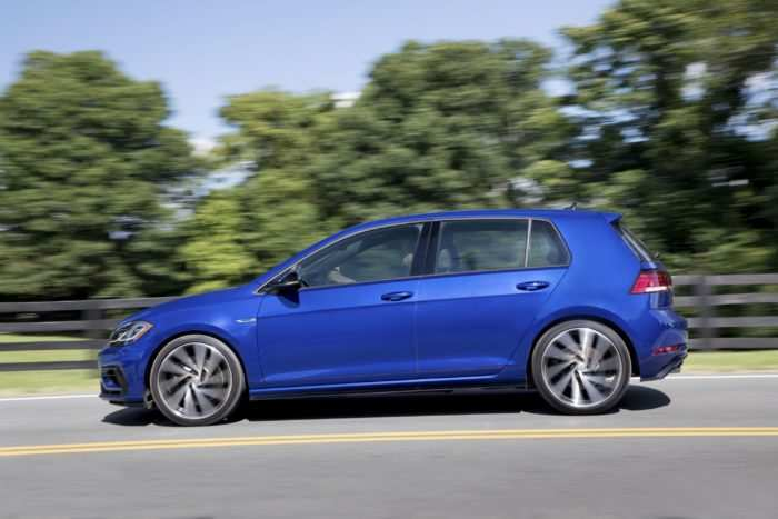 68 The 2020 VW Golf R USA Pricing