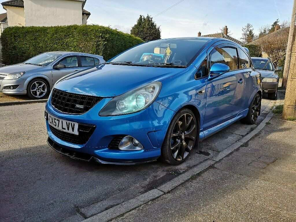 68 The 2020 VauxhCorsa VXR Redesign