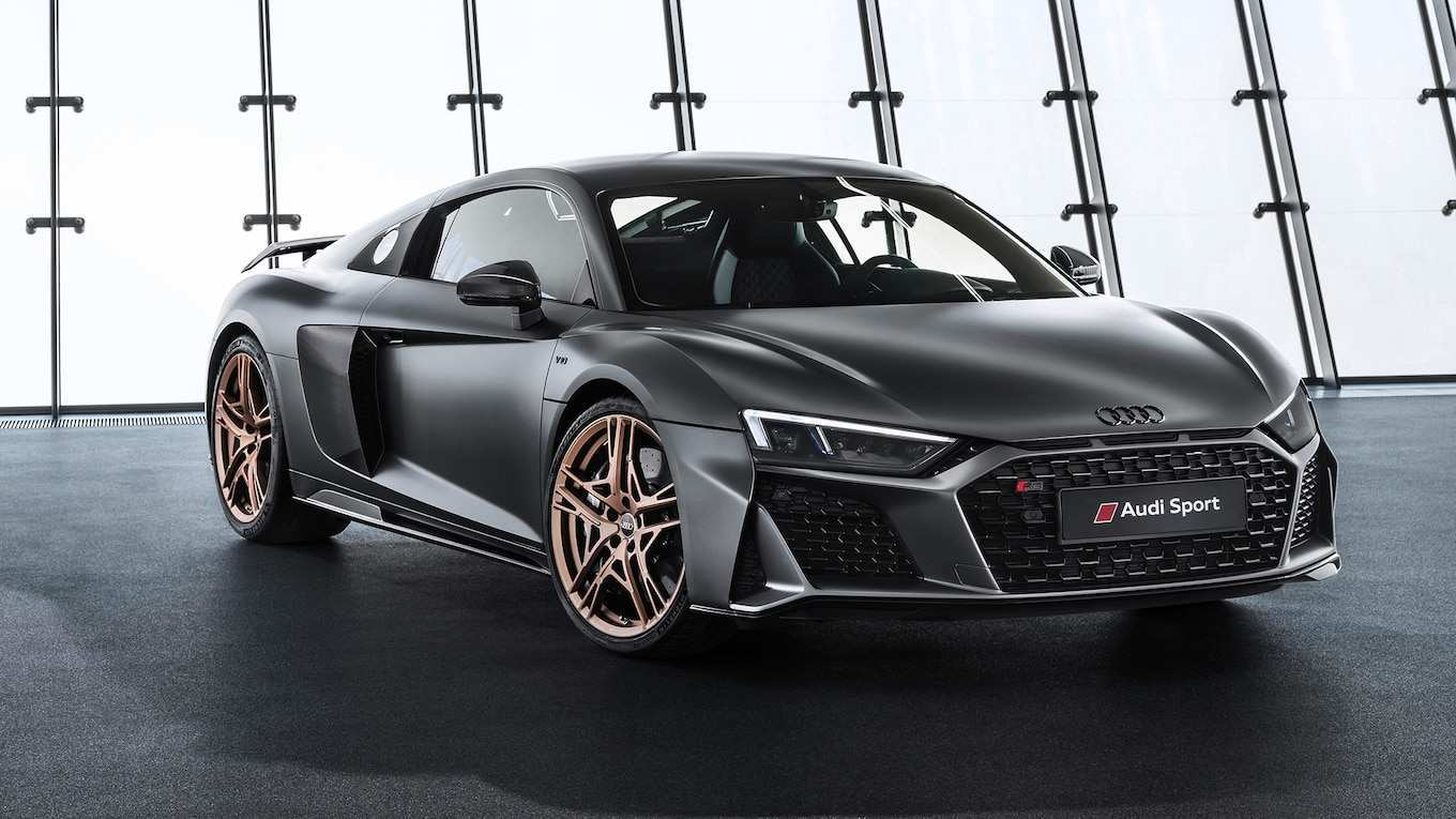 68 The Audi R8 2020 Price Concept And Review