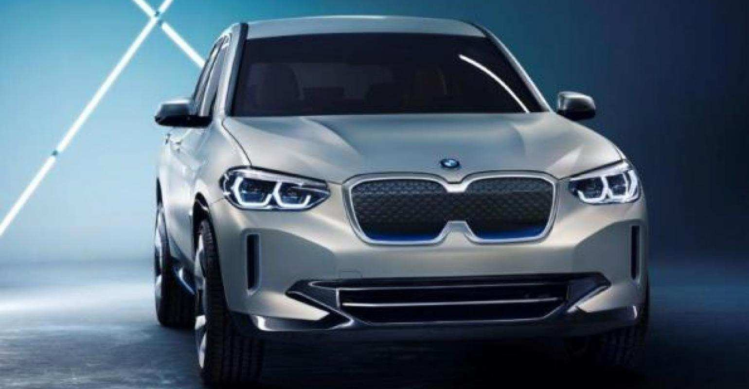 68 The BMW Electric Models 2020 Speed Test