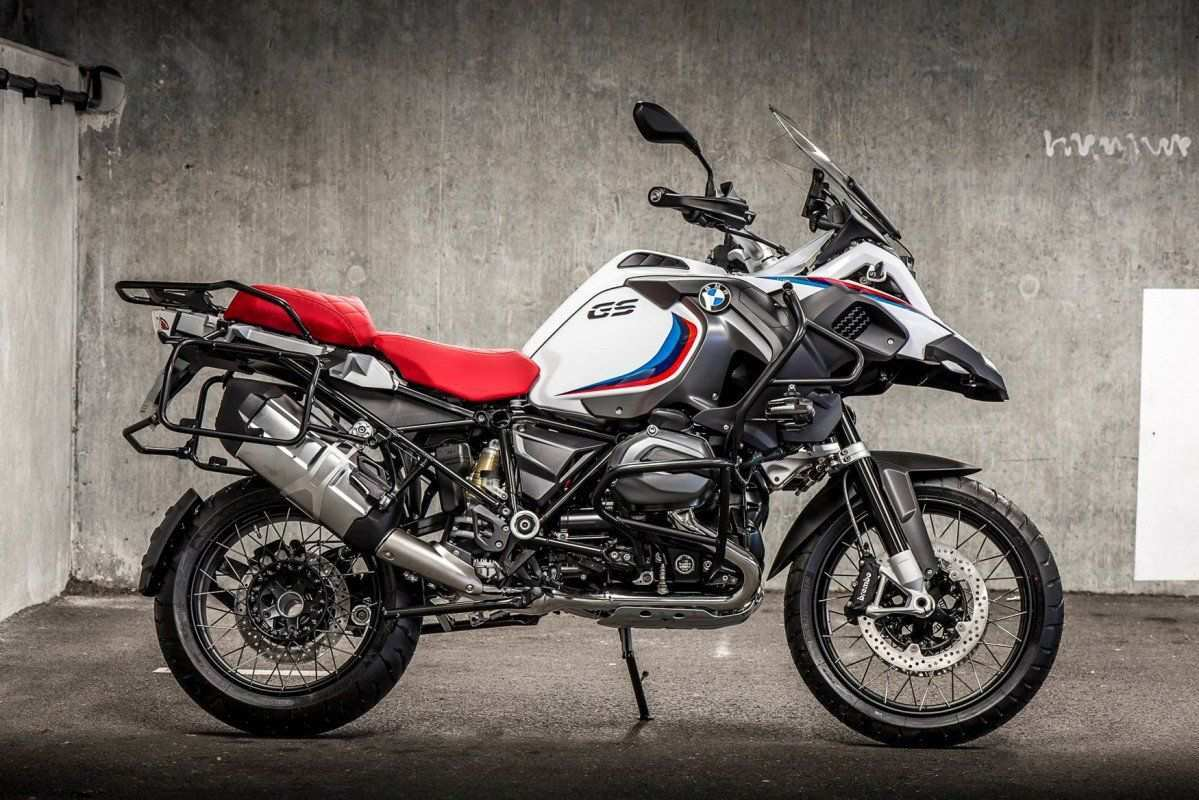 68 The BMW Gs Adventure 2020 First Drive