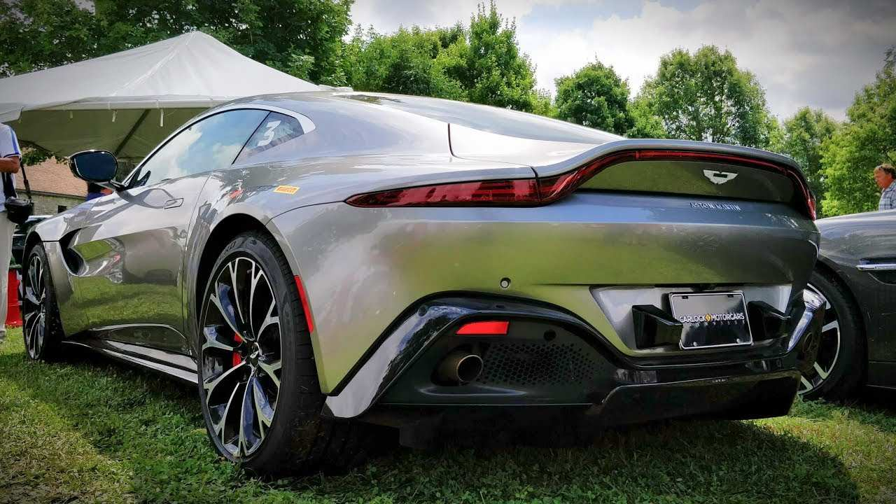 68 The Best 2019 Aston Martin Vanquish Model