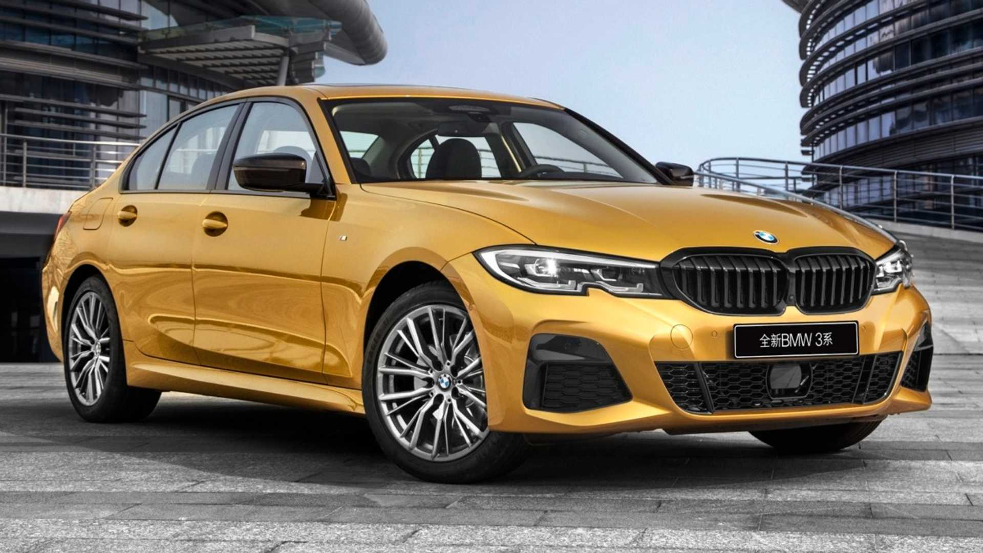 68 The Best 2019 BMW 3 Series Brings New Concept
