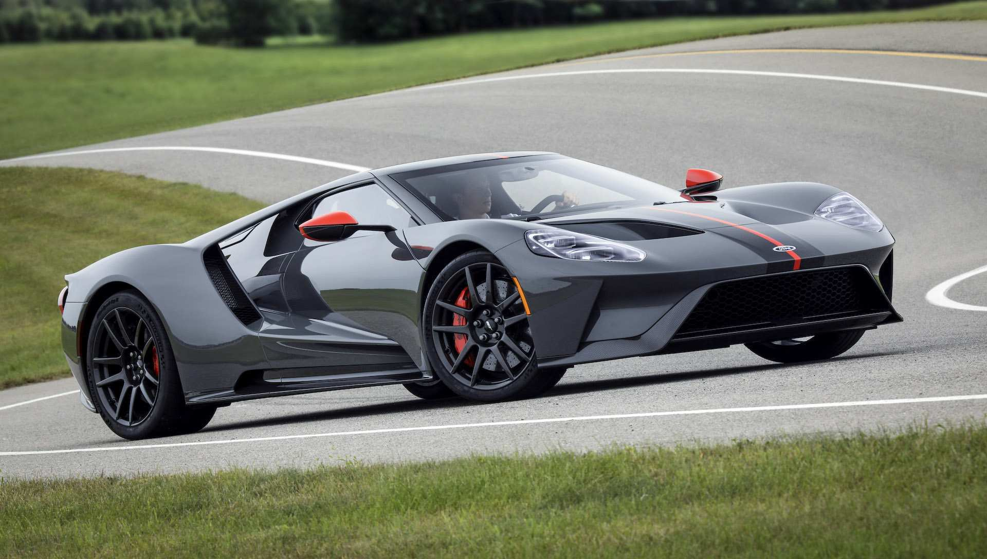 68 The Best 2019 Ford Gt Supercar Engine
