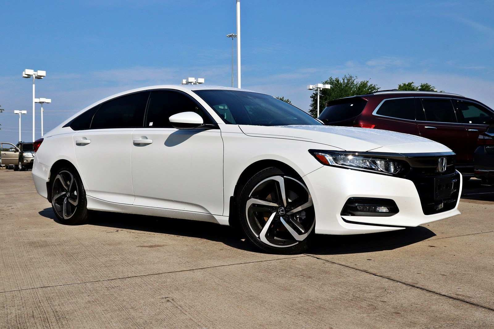 68 The Best 2019 Honda Accord Sport History