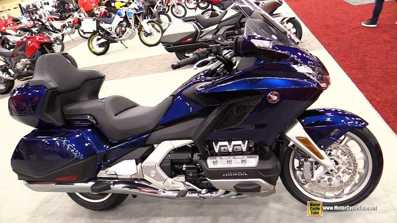 68 The Best 2019 Honda Gold Wing Performance