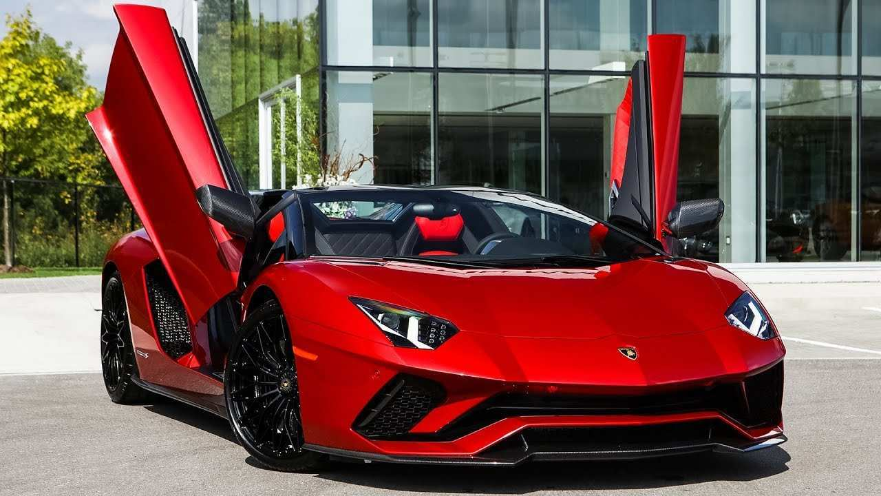 68 The Best 2019 Lamborghini Aventador Redesign And Review