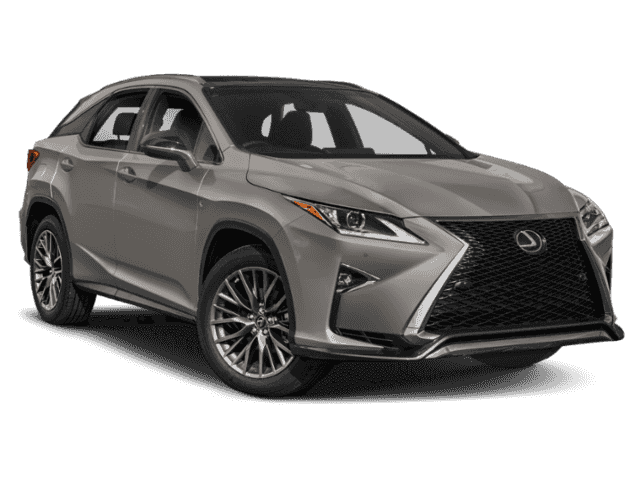 68 The Best 2019 Lexus Rx 350 F Sport Suv Price