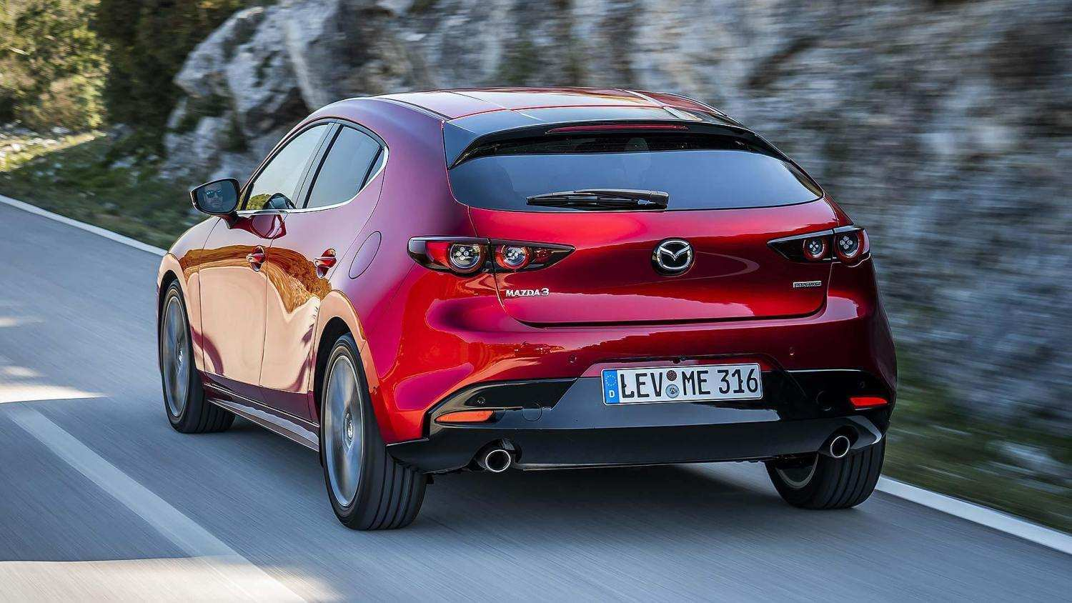 68 The Best 2019 Mazdaspeed 3 Redesign
