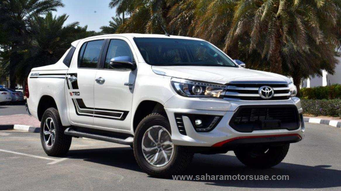 68 The Best 2019 Toyota Hilux First Drive
