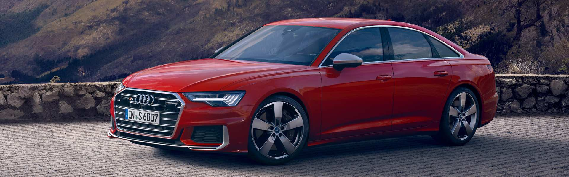 68 The Best 2020 Audi S6 Redesign And Concept