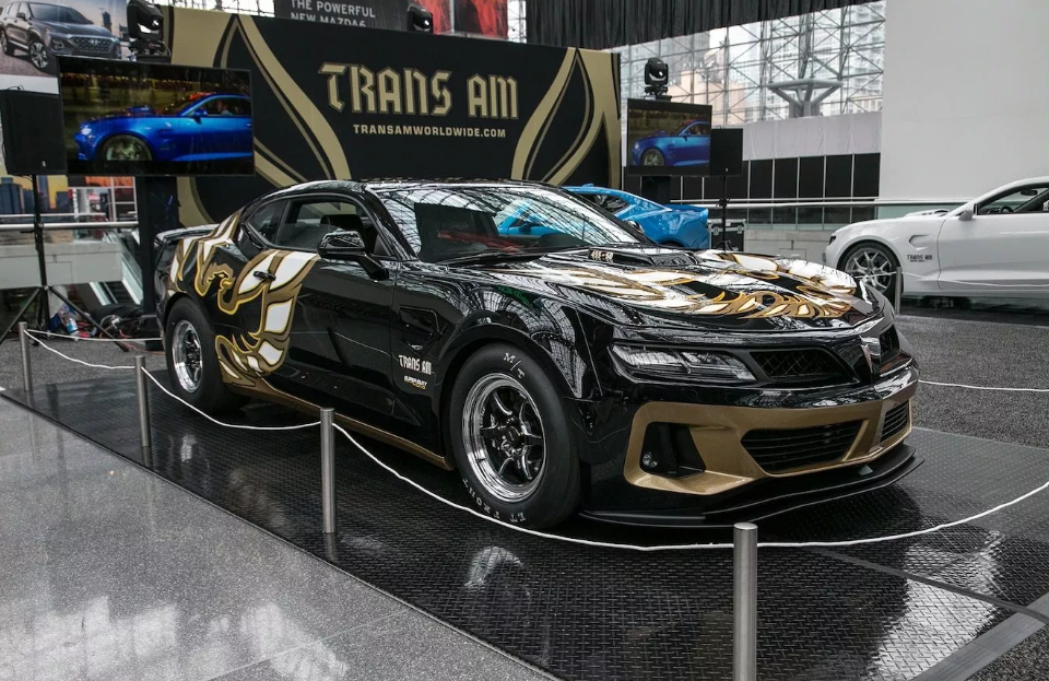 68 The Best 2020 Buick Trans Am First Drive