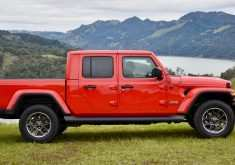 2020 Jeep Gladiator Engine
