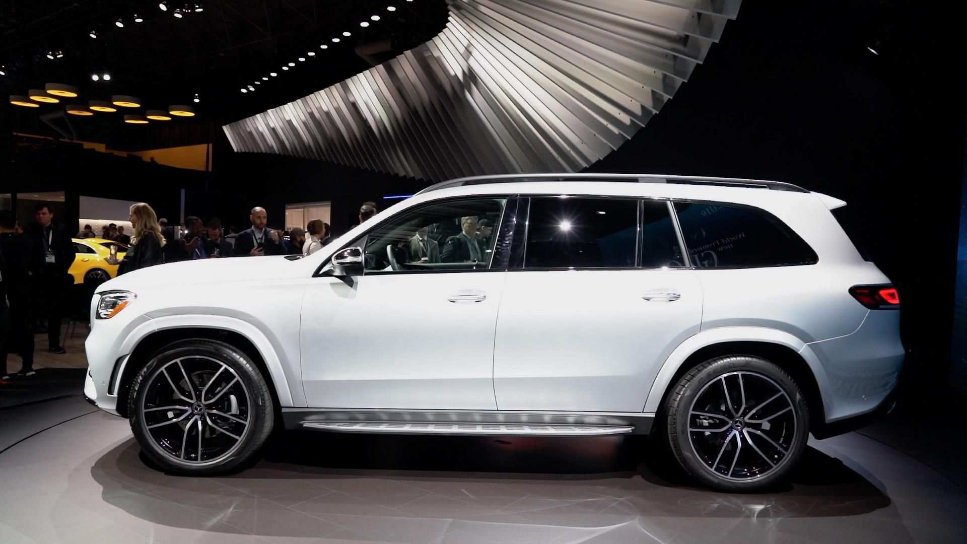 68 The Best 2020 Mercedes GLS Concept And Review