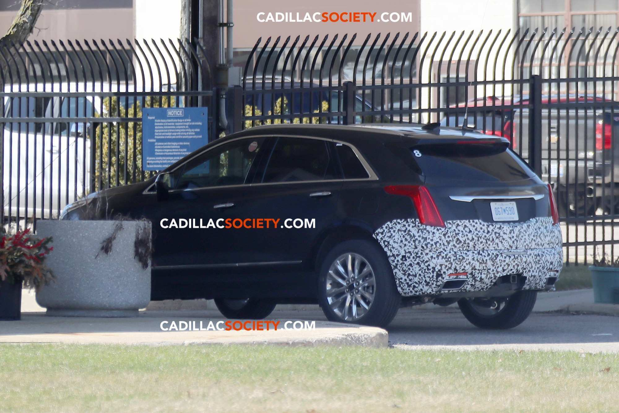 68 The Best 2020 Spy Shots Cadillac Xt5 Picture